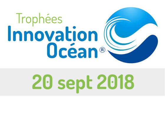 1ers Trophées Innovation Ocean : c'est jeudi, à Paris Maison de l'Océan