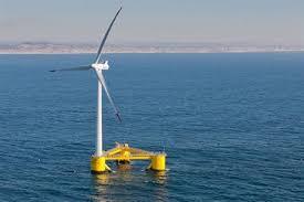 WindFloat Atlantic confirme sa commande auprès de MHI Vestas