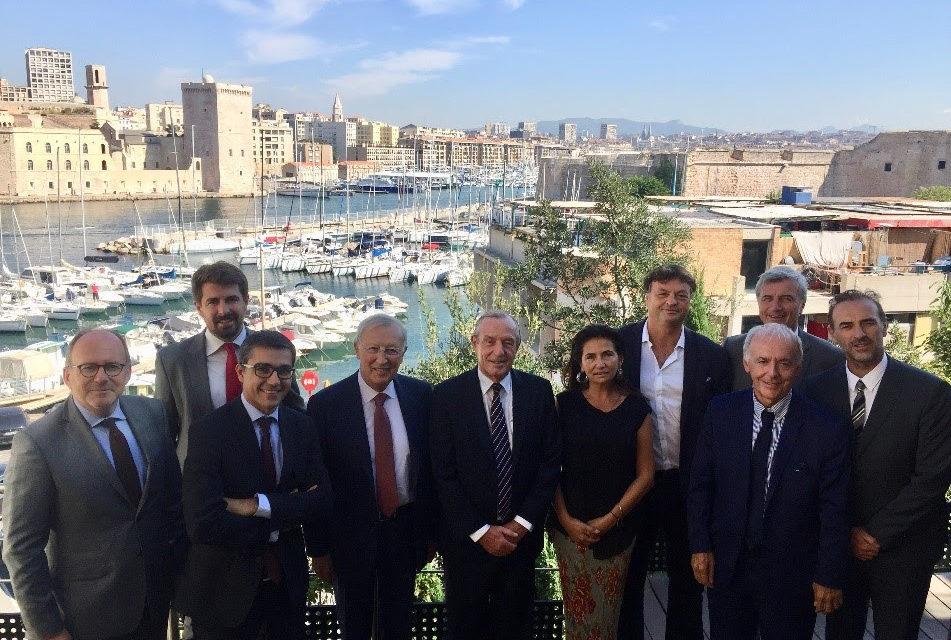 Euromaritime prend un nouveau départ à Marseille