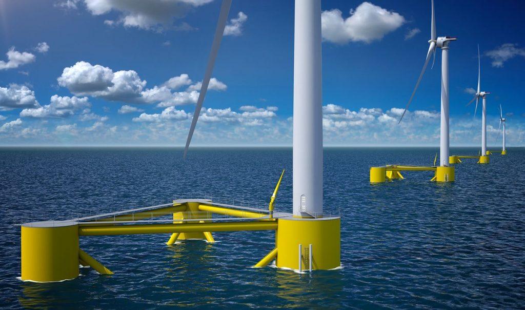 Engie pense à la complémentarité hydrogène et éolien en mer