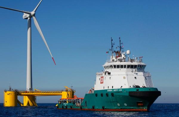 Bourbon Subsea Services remporte le contrat d'installation de Windplus