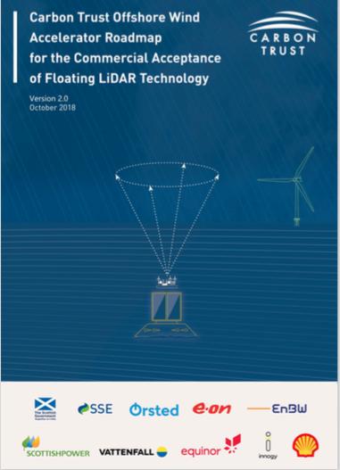 Carbon Trust OWA met à jour la feuille de route LiDAR flottant