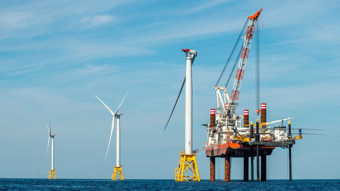 Ørsted va acquérir Deepwater Wind