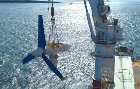 OEE : La Normandie et Simec Atlantis lancent un vaste projet au Raz Blanchard