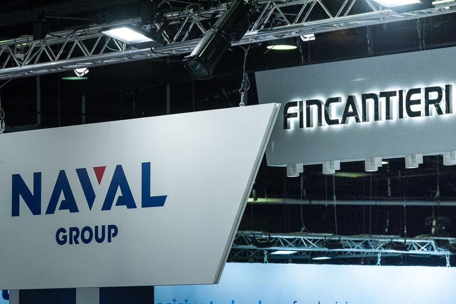 Naval Group et Fincantieri vont créer une JV