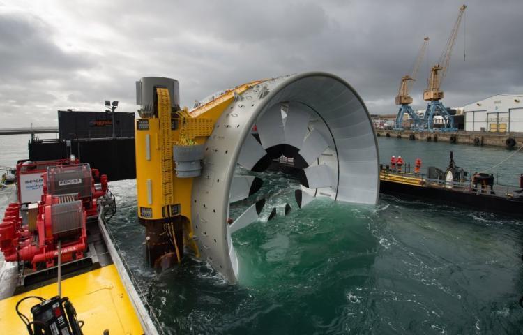 OpenHydro : Bpifrance et TechnipFMC ont déposé une plainte contre Naval Energies