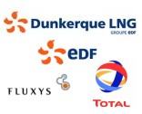 Dunkerque LNG Fluxys Total