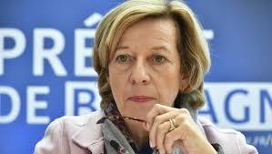 Michèle Kerry, nouvelle Préfète de la Région Bretagne