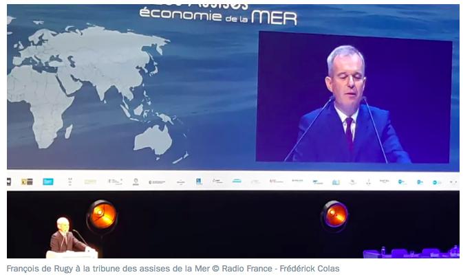 PPE :  Tonnerre de Brest, le message ne passe pas aux Assises de l'économie de la mer