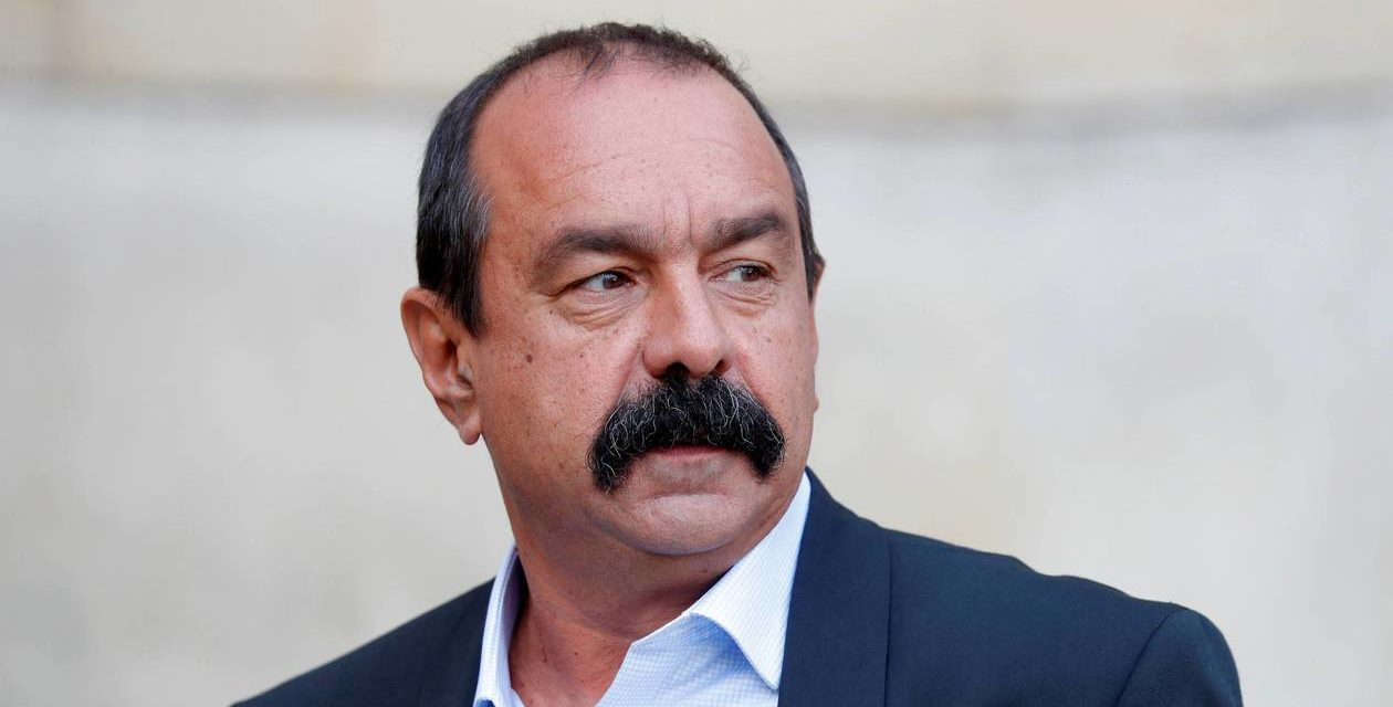 Philippe Martinez, Secrétaire général de la CGT se positionne sur la mer