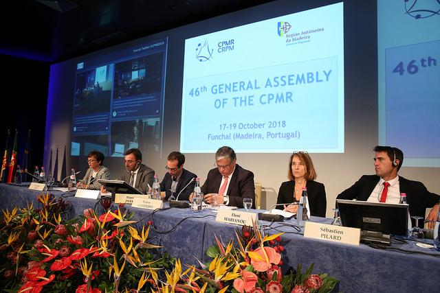 La coopération entre les régions d'outre-mer – l'Europe pour les EMR et les interconnexions 2/2
