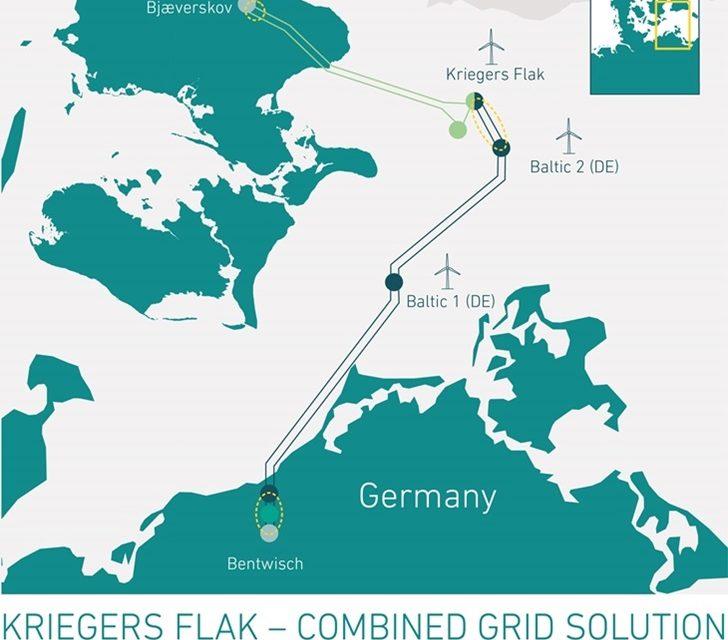 Vattenfall donne son feu vert pour l'investissement de Kriegers Flak