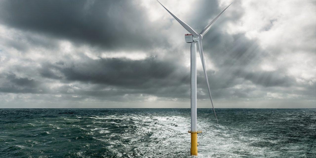 Siemens Gamesa lance l'éolienne offshore de + de 10 MW
