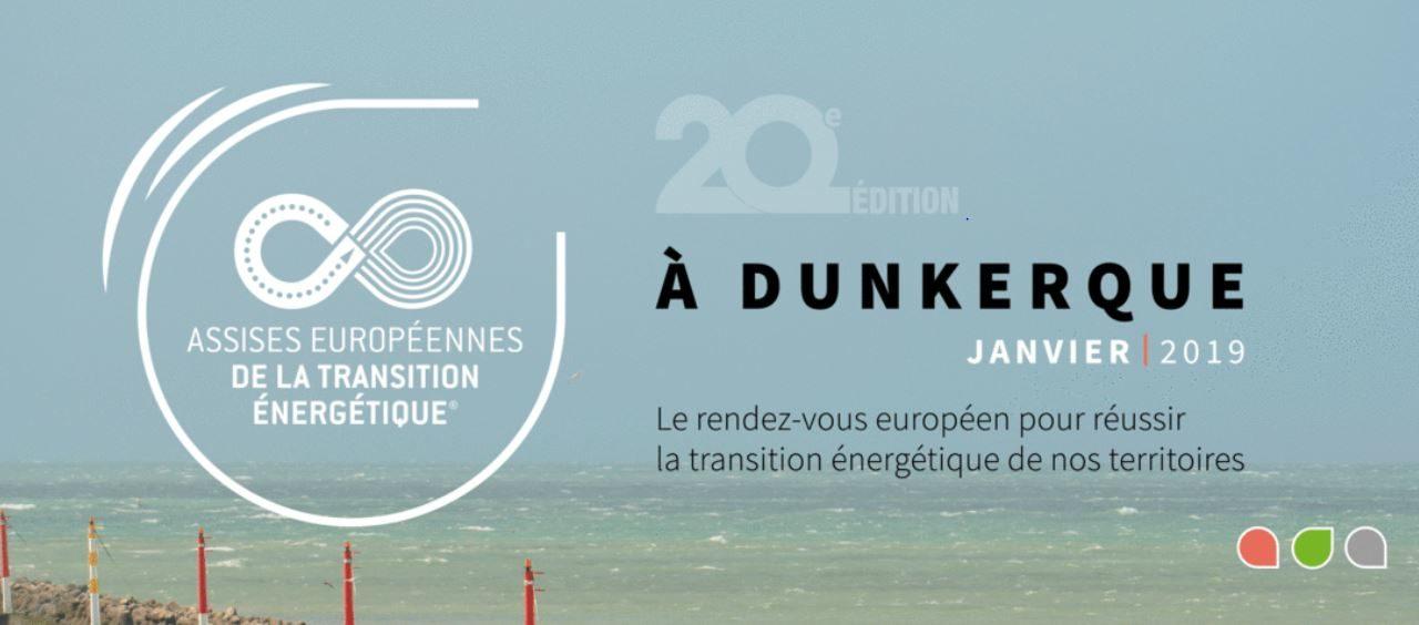 Une place pour les EMR aux Assises Européennes de la Transition Energétique à Dunkerque