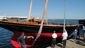 Brest aura «son» élévateur à bateaux