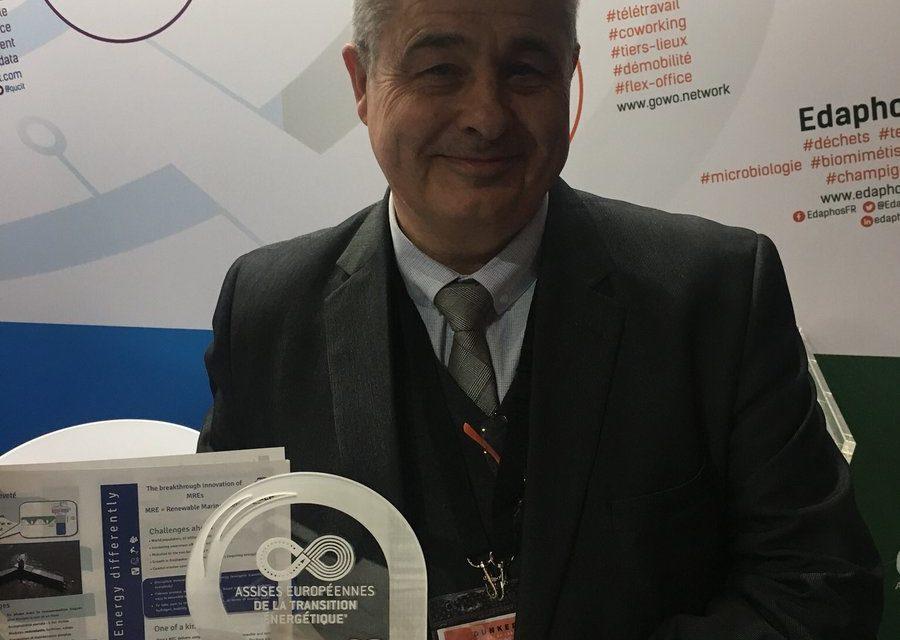 HACE reçoit le prix innovation des Assises européennes de la Transition Energétique