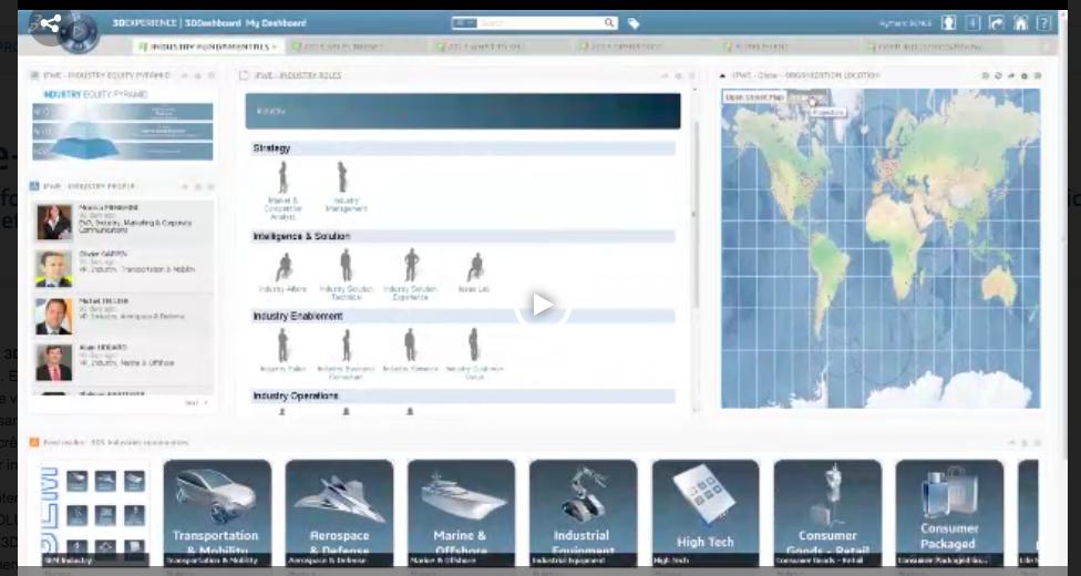 Naval Energies déploie la plateforme 3DEXPERIENCE de Dassault Systèmes