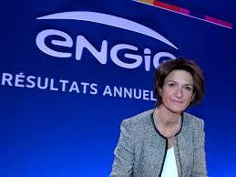 Engie veut jouer un rôle majeur dans l'éolien en mer et les gaz verts et annonce ses résultats