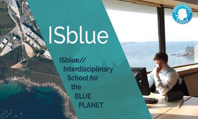 L'École Universitaire de Recherche ISblue à Brest est inaugurée