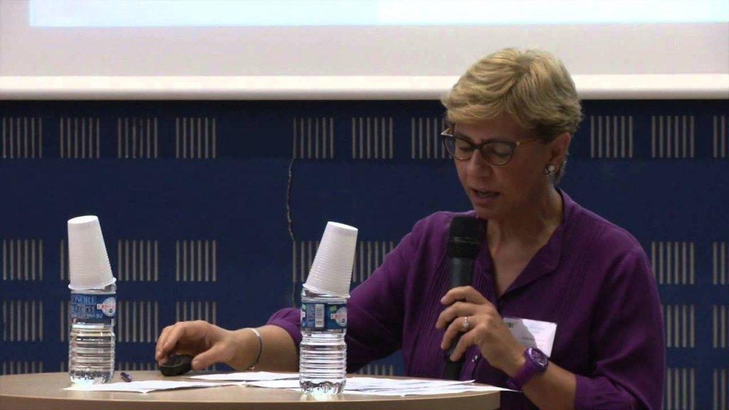 Michèle Pappalardo devient rapporteure générale du rapport public et des programmes