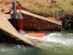 L'hydrolienne fluviale P66 de Guinard Energies, une première à Madagascar