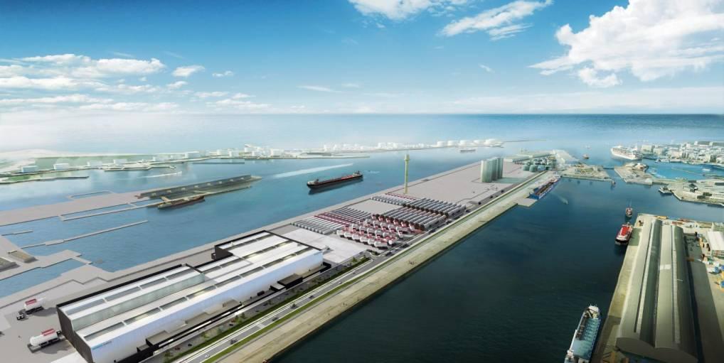 Siemens – Gamesa : Le Havre aura l'usine de pales, de nacelles et de génératrices, mais !