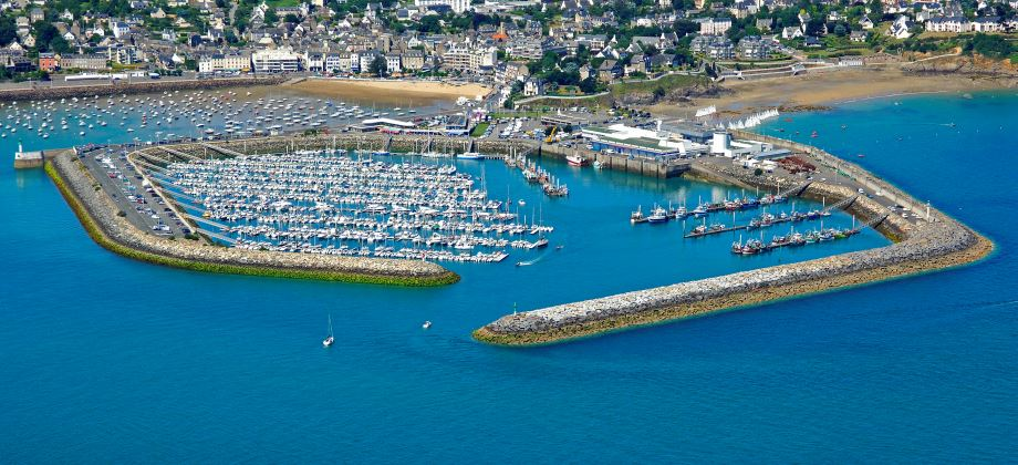 Port de Saint-Quay-Portrieux – 2 : Je t'aime moi non plus – Ailes  Marines