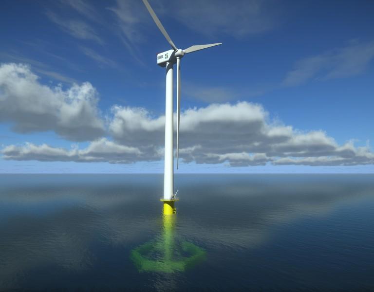 Eolien flottant : Saipem partenaire industriel d'AFLOWT