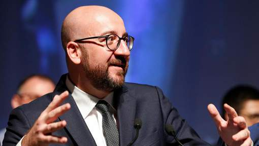 Charles Michel réaffirme sa politique pour l'éolien offshore