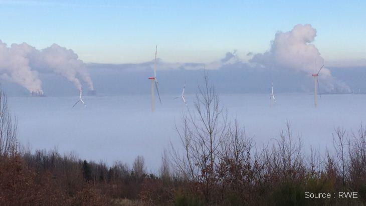 Allemagne : 65% de production d'électricité à partir d'ENr la semaine dernière