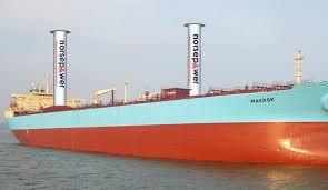 A voiles et à moteurs: Le Rotor Sail de Norsepower Oy est homologué