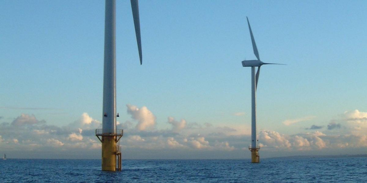 E.ON démantèle ses deux premières éoliennes de 2MW de Blyth