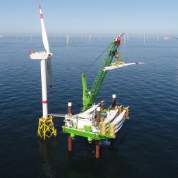Sabca et Deme Offshore jouent les drones pour les EMR
