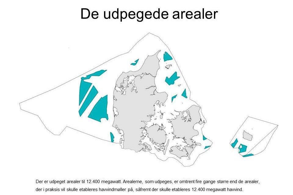 Eolien en mer : Le Danemark pourrait devenir exportateur de sa production