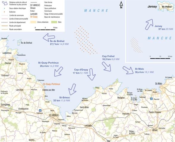 Saint-Brieuc : RTE s'engage à effectuer des mesures des champs magnétiques