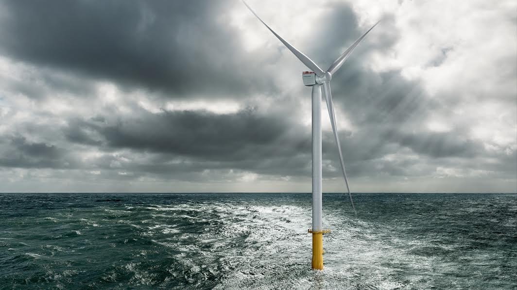 Newest and largest turbines for Vattenfall's Hollandse Kust Zuid wind farm