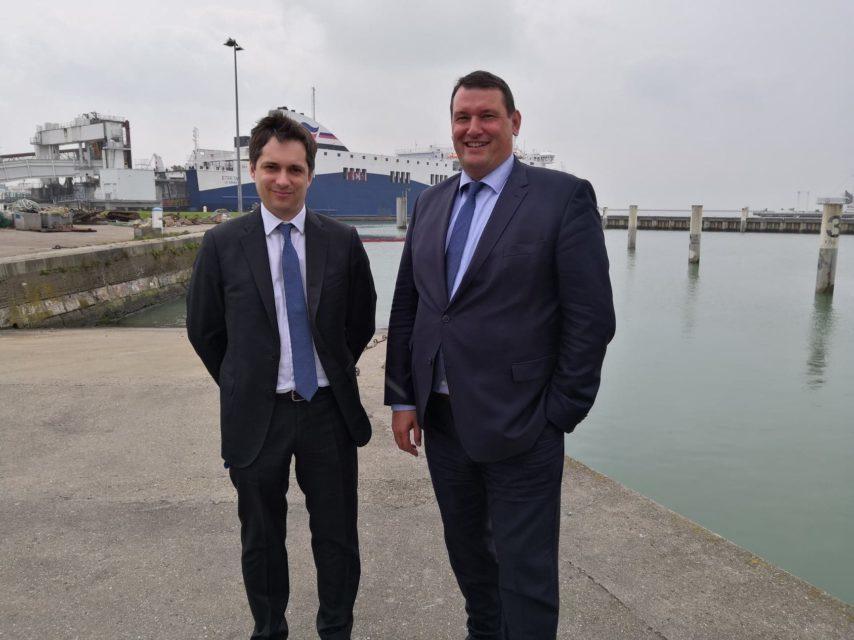 Changements à la tête des ports du Havre et de Marseille