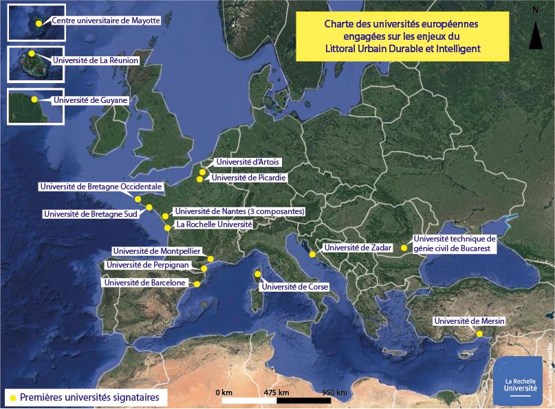 L'université de la Rochelle a lancé la Charte sur les enjeux du LUDI