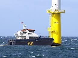 Ørsted et WindServe Marine passent commande de navires CVT