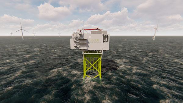 Sous-station : SeeOS de Chantiers de l'Atlantique obtient une certification de DNV GL
