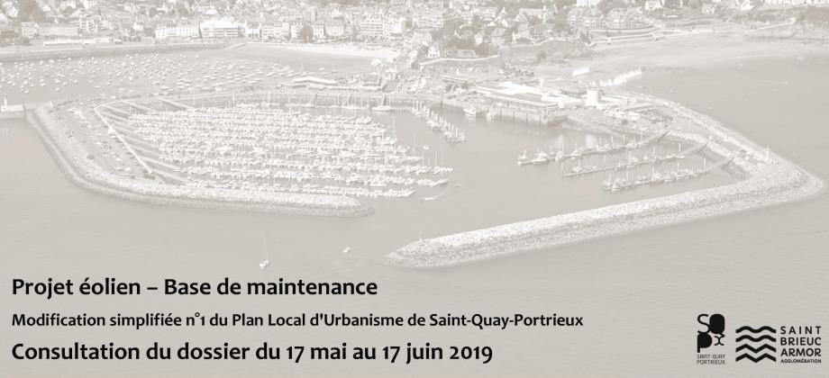 Saint-Quay Portieux – Port de maintenance pour le Parc Ailes Marines