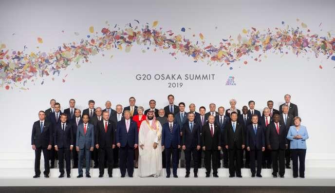 G20 : l'accord sur le climat est conclu sans les Etats-Unis