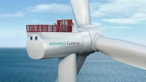 La SG 8.0-167 DD de Siemens Gamesa entre sur le marché japonais