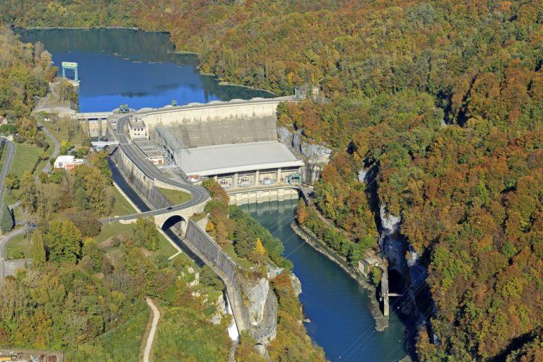 Fin du projet d'hydroliennes fluviales au barrage de Génissiat – partie 1