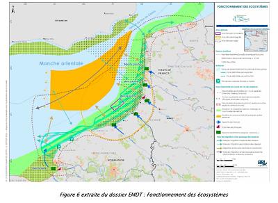 Dieppe – Le Tréport : Avis de l'Autorité environnementale