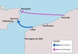 Dunkerque : Nouvel avatar, le Port d'Ostende se rebiffe !