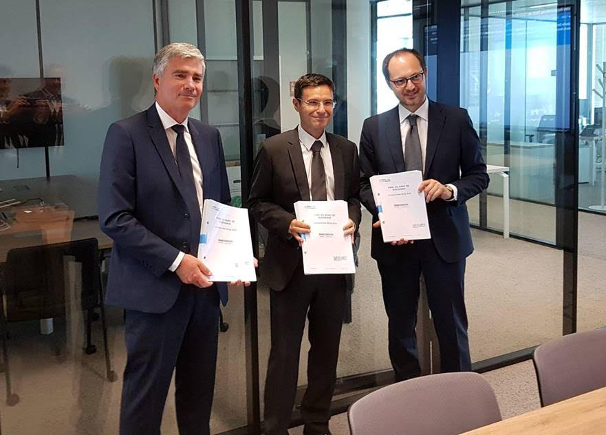 LD TravOcean has signed its first contract related to the development of offshore wind farms in France