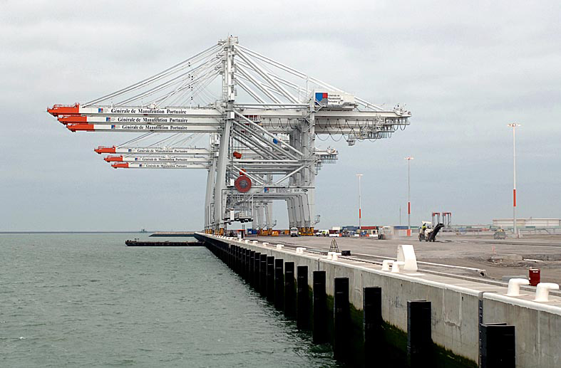 Port du Havre valide les investissements pour Siemens Gamesa et la chatière