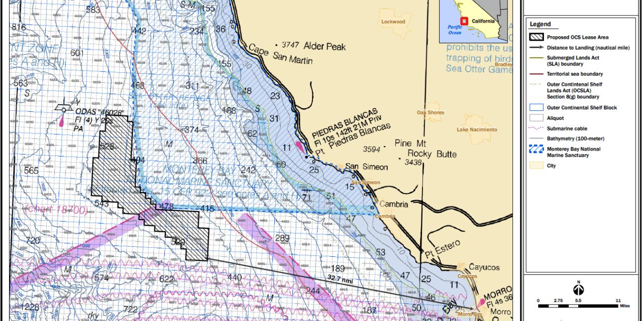 EnBW pense aussi flottant en Californie et passe un accord d'achat d'électricité
