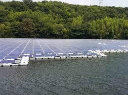 Akuo Energy porte le projet du solaire flottant en France